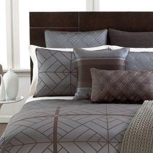Hotel Collection Parquet King Pillow Sham